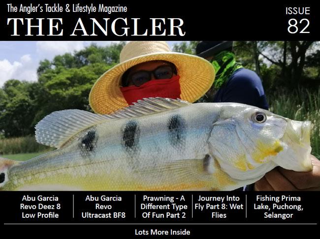 fishing tackle, the angler magazine, the angler, angler magazine, fishing magazine, fishing magazine asia, asia fishing magazine, best fishing magazine, asean publisher, the asian publisher, ASEAN Publisher, Escapy Travel, Escapy Travel Magazine, The Asian Angler, The Asian Angler Magazine,