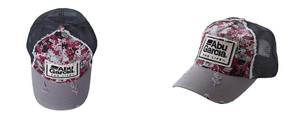 Abu garcia cap, abu garcia trucker cap, abu garcia digital camo trucker cap