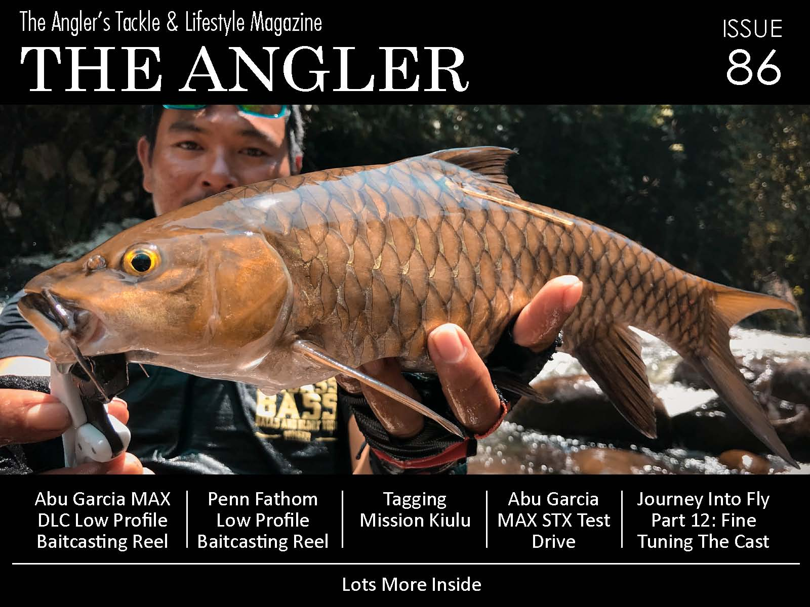 the angler magazine, the angler mag, the angler, the angler asia, The Asian Angler, Asian Angler, angling magazine, fishing magazines malaysia, malaysia fishing magazine