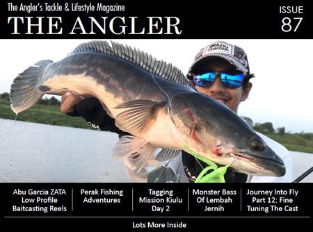 the angler, the angler magazine, the angler issue 87, fishing magazine malaysia, malaysia fishing magazine, malaysia fishing magazines, fishing magazine, angling magazine, angling magazines malaysia, malaysia angling