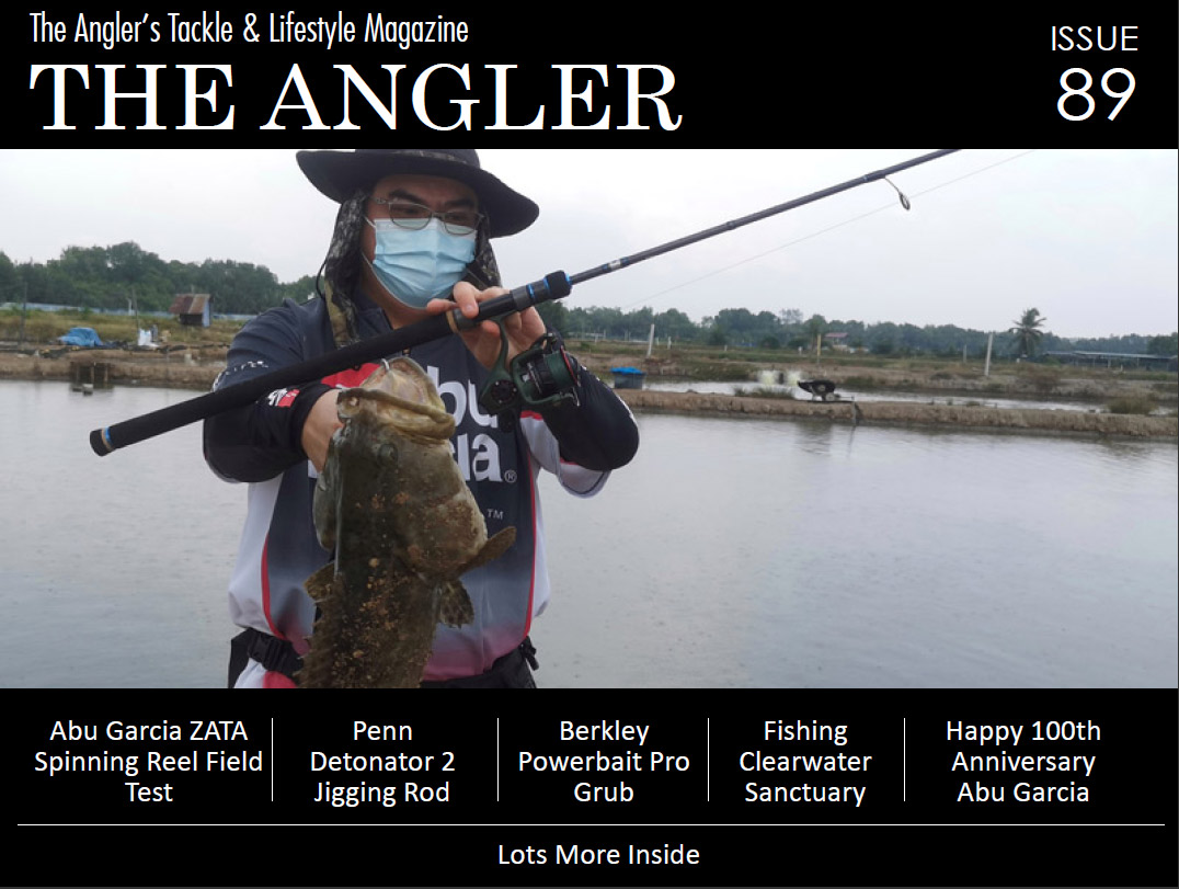 the angler, the angler magazine, fishing magazine, fishing magazines, fishing magazines in asia, the angler magazines, angler magazine, the angler mag