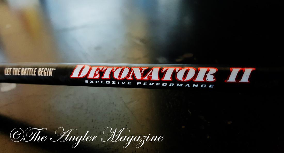 Penn fishing, Penn rods, Penn Detonator 2, Penn Detonator rods, Penn Detonator 2 rods, Penn detonator rod review,