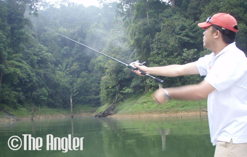 Styles of fishing, fishing games, fishing types, hunting, hunting for fish, how to hunt fish, fish hunting, the angler, the angler magazine, sight fishing, sight casting, fishing in the wild, wild fishing, fishing Malaysia, fishing Singapore, where to fish in Malaysia, where to fish in singapore