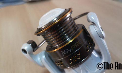 Abu Garcia Max Pro, Max Pro reel, max pro, abu garcia max pro review, abu garcia fishing reels, abu garcia fishing