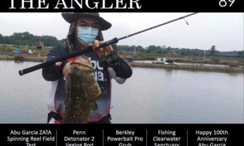 the angler, the angler magazine, fishing magazine, fishing magazines, fishing magazines in asia, the angler magazines, angler magazine, the angler mag