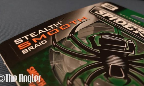 The Angler Magazine, The Angler, The Asian Angler, Spiderwire, Spiderwire fishing, Spiderwire stealth smooth, spiderwire lines, spiderwire stealth, spiderwire lines review,