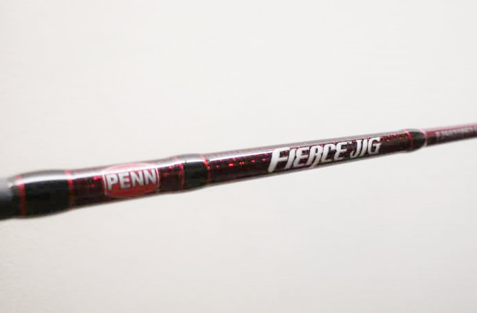 The Angler, the angler, the angler magazine, the angler asia, the asean angler, the angler pockezine, pockezine, Penn fishing, Penn Fierce Jig rod, Penn rods, Penn, Penn Fierce, Jigging rods, jig rods, Penn Fierce rod, Penn Fierce rod review, Penn Fierce Jig rod review