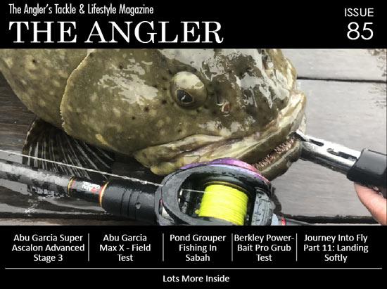 The Angler, Angler Magazine, fishing magazine The Angler Magazine, the angler, malaysia fishing magazine, singapore fishing magazine