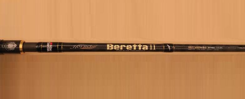 Abu garcia hornet beretta 2 rods, abu garcia rods, abu garcia beretta 2 review, the angler magazine, the angler, the angler asia