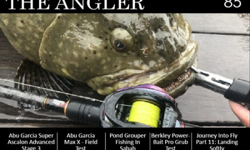 The Angler, Angler Magazine, fishing magazine The Angler Magazine, the angler, malaysia fishing magazine, singapore fishing magazine